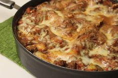 Wonder Oven Lasagna @ my food storage cookbook