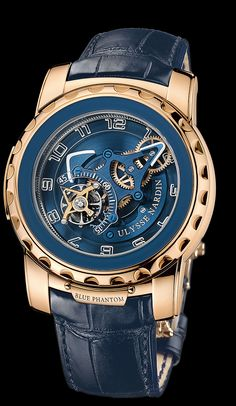 2086-115/03 - Freak Phantom - Exceptional - Welcome to the Ulysse Nardin collection - Ulysse Nardin - Le Locle - Suisse - Swiss Mechanical Watch Manufacturer