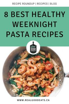 Pasta meals get a bad rap, but they're one of my favourite weekly dinner staples. Using a stir-fry cooking method makes for a quick and easy dinner option. Plus, when your plate of pasta is loaded with protein and veggies, it can be a nutritious and balanced option, as well! #pasta #recipe #dinner #healthydinner #recipeoftheday #healthyrecipe Healthy Pasta Recipes, Healthy Pastas, Easy Healthy Dinners, Worst Cooks, Pasta Meals, Dinner This Week, Nutrition Tips, Stir Fry, Meal Ideas