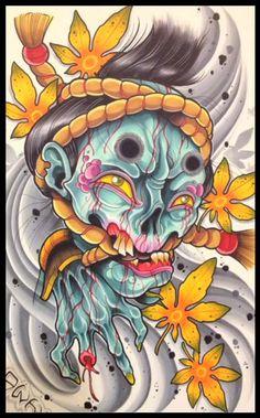 """David Tevenal, es un talentoso artista del tatuaje que trabaja en """"MementoTattoo& Gallery"""" ubicado en Columbus, Ohio. Su estilo es influenciado por el Arte Contemporáneo, Americano, y los tatuajes japoneses. El equipo de""""Seanie G Productions""""ha realizado dos espectaculares videos, que dan una idea de cómo David crea sus tatuajes e ilustraciones. Una mezcla de cervezas y talento, con un resultado impresionante. Disfruten!       David Tevenal: Tattoo Flash  David Tevenal: Tatt..."""