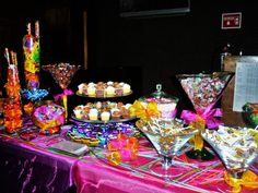 Candy Bar XV party