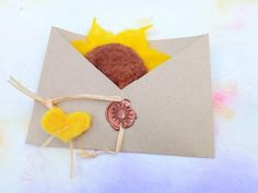 Happy Birthday Gifts, Birthday Woman, Flower Brooch, Hair Pins, Wax, Recycling, Felt, Place Card Holders, Sewing