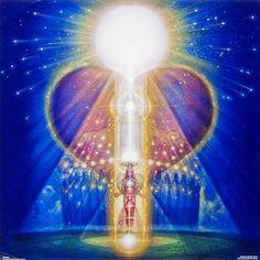 Dharmadhannya: INVOCAÇÃO DA LUZ