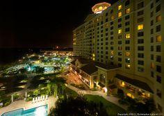 Rosen Shingle Creek Nighttime Pano by Chris Laforêt (now at chrislaforet.ipernity.com), via Flickr | Pinned by Rosen Hotels | #rosen #rosenhotels #orlando #florida #rosenshinglecreek #hotel #resort #idrive