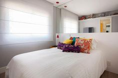 Decoração de quartos pequenos: otimizando cada espaço