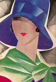 Helen Dryden 1928
