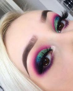 Make Up; Make Up Looks; Make Up Augen; Make Up Prom;Make Up Face; Glam Makeup Look, Makeup Eye Looks, Cute Makeup, Gorgeous Makeup, Pretty Makeup, Eyeshadow Makeup, Lip Makeup, Eyeliner, Dramatic Eyeshadow