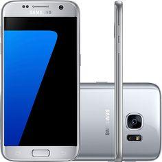 [Americanas] Samsung Galaxy S7 (Prata) - 3.077,19 no boleto
