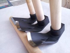 Set of 3 wood carving woodworking bowl adze tools straight