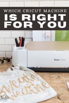 Which Cricut machine is right for you? #ad There are great options that will fit everyones crafting needs. Lets learn more. #cricut #cricutcreated Cricut Craft Machine, Cricut Craft Room, Cool Diy Projects, Vinyl Projects, Project Ideas, Thrift Store Crafts, Upcycled Crafts, Easy Crafts For Kids, Vinyl Crafts