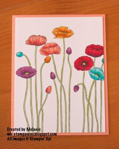 M&K Stamp Away: All In on Blendabilities #StampinUp