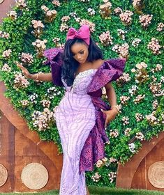 Classy Asoebi Gowns to Rock - DarlingNaija