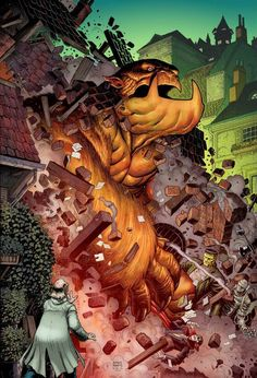 Vandoom's Monster (Earth-616)