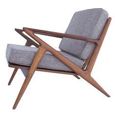 Palm Springs Lounge Chair in Slate | dotandbo.com