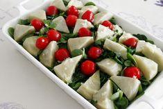 EGE'DEN TARİFLER: Enginarlı Semizotu Salatası
