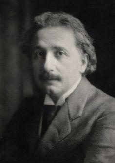 Albert Einstein, by E.O. Hoppe 1921