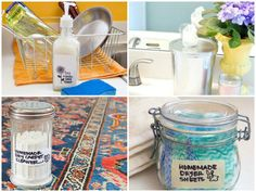 60+ DIY Cleaning Products You Can Make for Pennies! -