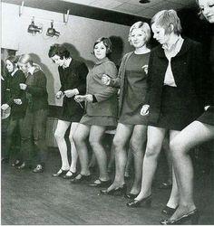 60's skinhead girls