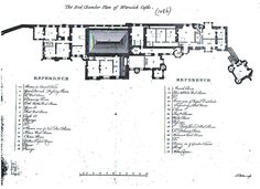 Kylemore Abbey Ground Plan | Plans | Pinterest | Castles