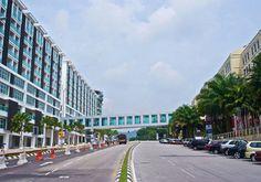 Kuala Lumpur : Damas Suites Residences Exterior