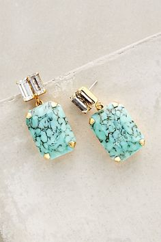 Nahoon Earrings #anthropologie
