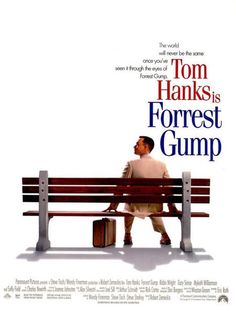 Great movie. Love how Forrest is juxtaposed with the great events of the times and yet the movie is on a personal level.