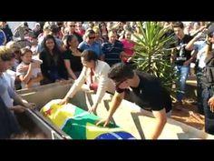 Corpo de PM é enterrado em Rondônia com homenagens