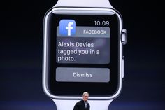 What Facebook, Instagram, Twitter And WeChat Look Like On The Apple Watch   TechCrunch