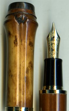 Sometimes the perfect pen inspires us to write. Is that true for you?