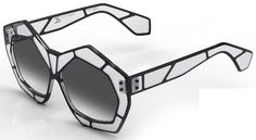 EYE WEAR GLASSES | Kick-Ass Glasses for the Four-Eyed Classes