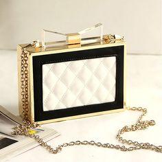 $23.99 (Buy here: https://alitems.com/g/1e8d114494ebda23ff8b16525dc3e8/?i=5&ulp=https%3A%2F%2Fwww.aliexpress.com%2Fitem%2F2014-guchi-acrylic-bow-clutch-bag-day-storage-box-clutch-Bags-Women-Handbag-Brand-Designer-Transparent%2F32239991972.html ) Mini Women Evening Bags Purse and Handbags Day Clutches Acrylic Bow Channel Perfume Bottle Box Bag Ladies Luxury Brand Designer for just $23.99
