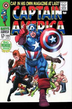 Captain America #266 ~ NEAR MINT NM ~ 1982 MARVEL COMICS