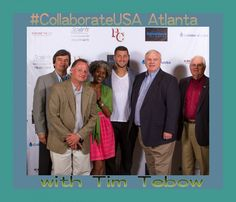 Why I Love CUSA | Atlanta members w/ Tim Tebow http://mbsy.co/collaborateusa/AndreaRaquel