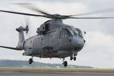 Royal Navy Merlin Mark 2 Helicopter | Flickr - Photo Sharing!