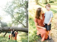 Mount Airy golden hour family session | terra cotta red, navy blue, khaki outfit inspiration | three brothers posing inspiration | Philadelphia family photographer | alison dunn photography Khakis Outfit, Mount Airy, Terra Cotta, Golden Hour, Family Photographer, Philadelphia, Navy Blue, Couple Photos, Red