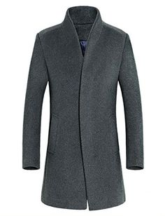 APTRO Men's Wool French Front Slim Fit Long Business Coat Grey US XS APTRO http://www.amazon.com/dp/B013UC4ULY/ref=cm_sw_r_pi_dp_zVeZvb02906EZ