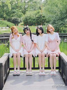 70 Beauty Look Korean Kpop Ulzzang Summer Fashions - Fashion Best Korean Fashion Trends, Korean Street Fashion, Korea Fashion, Kpop Fashion, Cute Fashion, Asian Fashion, Girl Fashion, Girls Summer Outfits, Summer Girls
