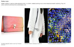 S/S 15 Fashion Forecast By WGSN