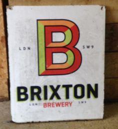 Brixton brewery artwork