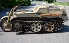 Other Makes : Kettenkrad Halftrack Motorcycle in Other Makes | eBay Motors