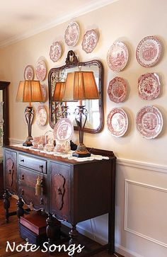 A home decor blog by Shelia at Note Songs. My blog includes home decor, decorating, recipes, crafts, collections, sewing.