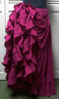 Rhodalite 25 Yard Skirt  You can order yours here:  http://www.paintedladyemporium.com/Shop-Here.html