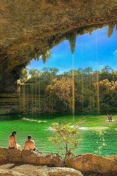 Most Beautiful Places to Visit in Texas The lagoon - Hamilton Pool, Texas. I live in Texas and I've never heard of this…The lagoon - Hamilton Pool, Texas. I live in Texas and I've never heard of this… Vacation Places, Dream Vacations, Places To Travel, Places To See, Travel Destinations, Family Vacations, Family Travel, Cruise Vacation, Texas Vacation Spots