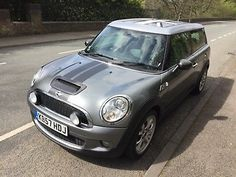 eBay: 2007 mini clubman cooper s high spec sat nav leather panoramic roof #minicooper #mini