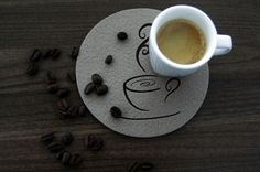 Pod kubek Coffee