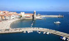 Idée de ballade pendant votre week-end insolite à Collioure
