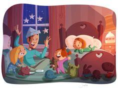 Jess von I: Bedtime stories