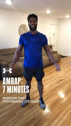 Amrap Workout, Hiit Workout At Home, Gym Workout For Beginners, Workout List, Best At Home Workout, Gym Workout Tips, Killer Workouts, Fitness Workout For Women, Tummy Workout