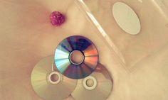 MODA URODA SPORT DIY ♥: cd's diy