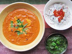 Syötävän hyvä: NEPALILAINEN SHAHI PANEER (TAI MELKEIN)